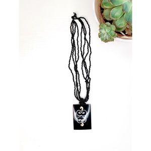 Jewelry - ✨4/20 Boho beaded pendant necklace